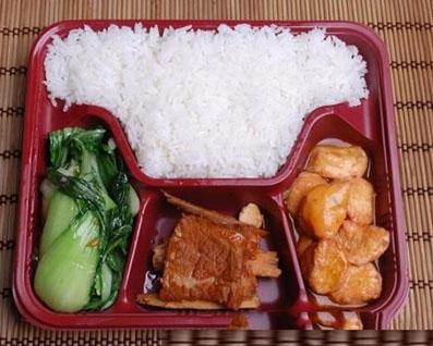 十元标准餐